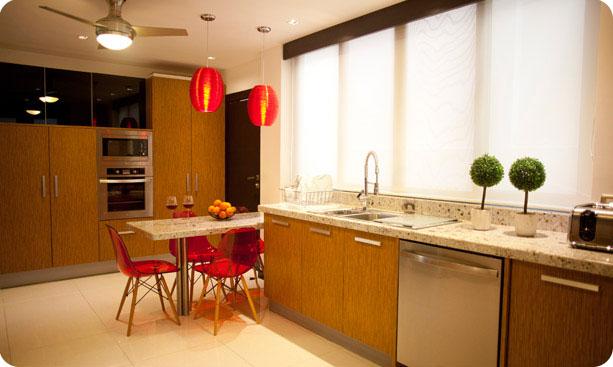 Verde y naranja diseno y decoracion de interiores - Disenadores de interiores famosos ...
